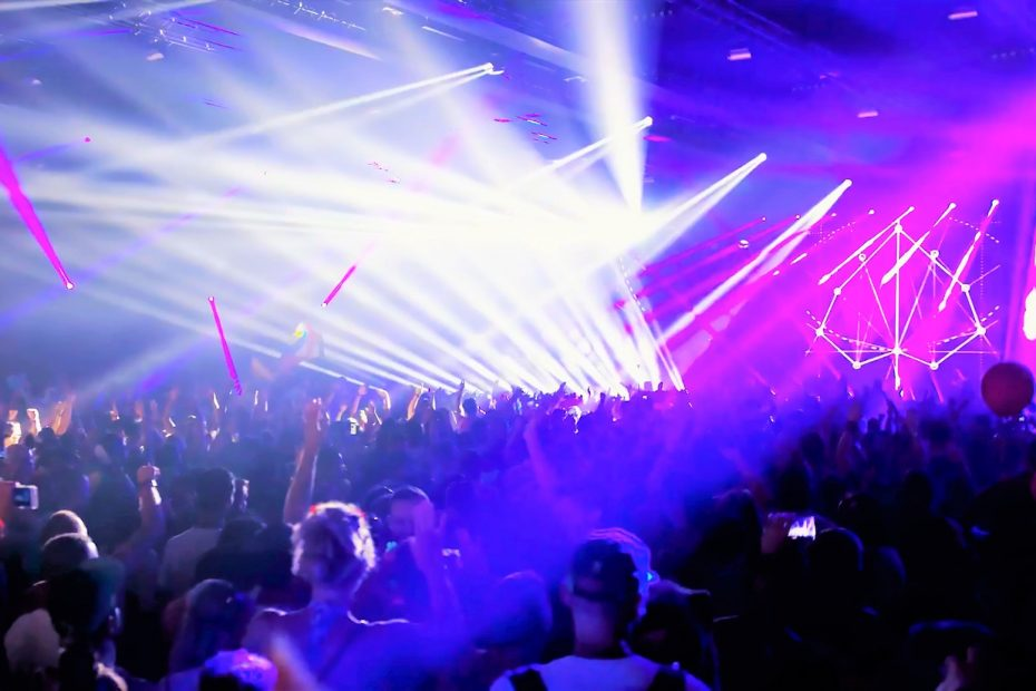 Festivaalit konserttisalissa
